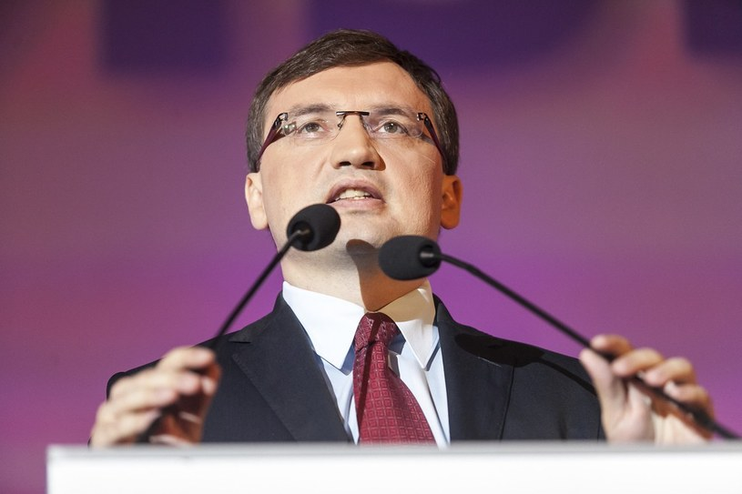 Zbigniew Ziobro. /Szymon Blik /Reporter