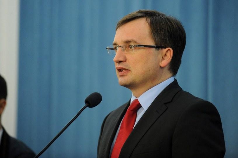 Zbigniew Ziobro /Mateusz Jagielski /East News