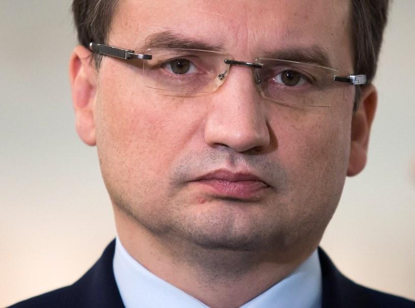 Zbigniew Ziobro /Grażyna Myślińska /Agencja FORUM