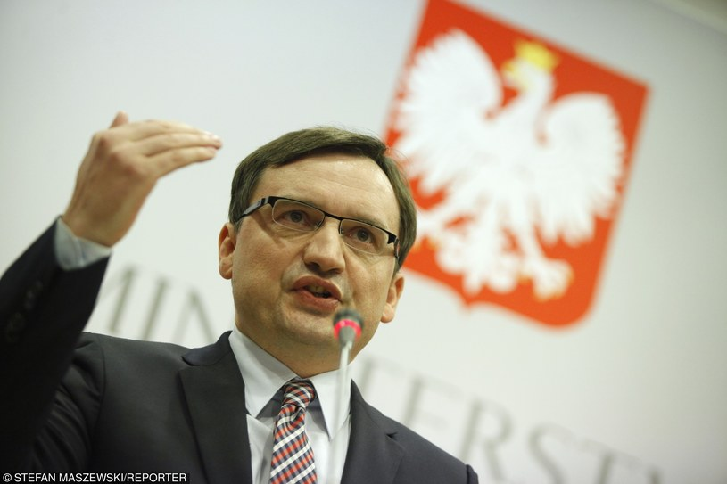 Zbigniew Ziobro /STEFAN MASZEWSKI/REPORTER /East News
