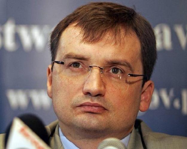 Zbigniew Ziobro /AFP