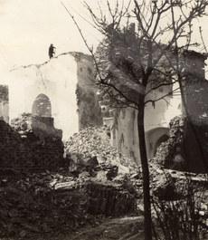 Zbombardowany Wieluń, 1 września 1939