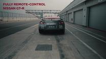 Zdalnie sterowany Nissan GT-R /C