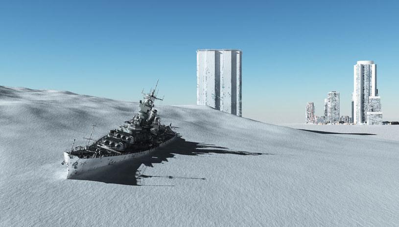 Zdaniem NASA, Ziemi nie grozi w najbliższych latach poważniejsze ochłodzenie klimatu /©123RF/PICSEL