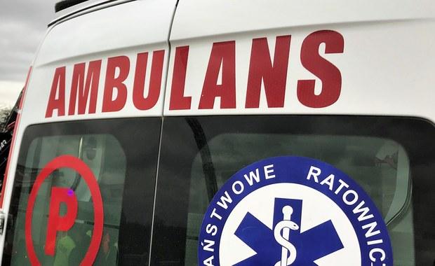 Zderzenie autobusów Radomiu. Kilkanaście osób poszkodowanych
