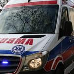 Zderzenie busa z ciężarówką w Wielkopolsce. Rannych 5 nastolatków