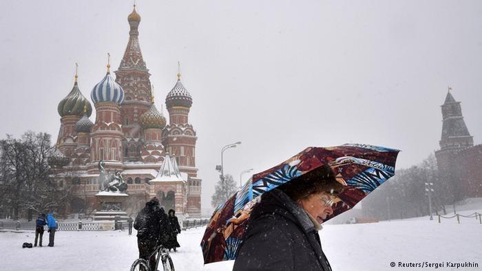 Zdj. ilustracyjne, Fot: Reuters/Sergei Karpukhin /Deutsche Welle