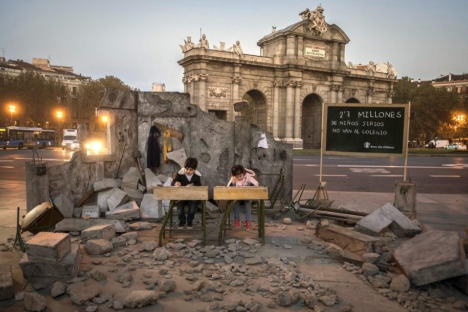 Zdj. ilustracyjne /PEDRO ARMESTRE/SAVE THE CHILDREN/HANDOUT /PAP/EPA
