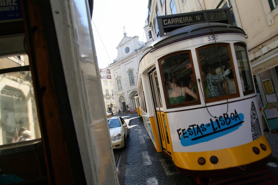 Zdj. z Lizbony /Kohls / CHROMORANGE    /PAP/EPA