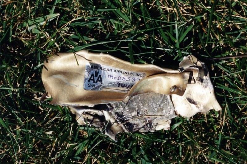 Zdjęcia prezentujące skalę zniszczeń w Pentagonie /fbi.gov /Internet
