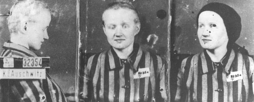 Zdjęcia Stefanii z obozu. /Muzeum Auschwitz /