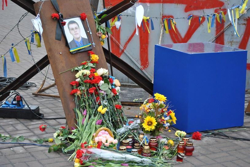 Zdjęcia z Majdanu /Dariusz Jaroń /INTERIA.PL