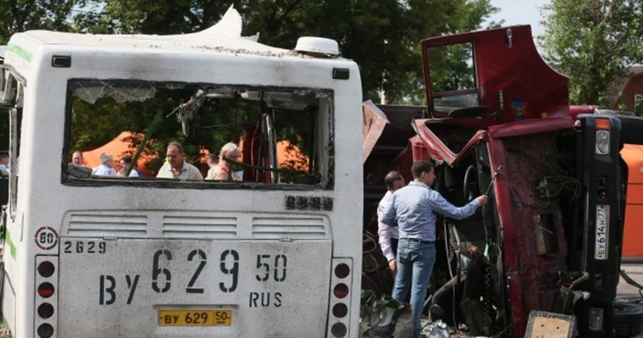 Zdjęcia z wypadku