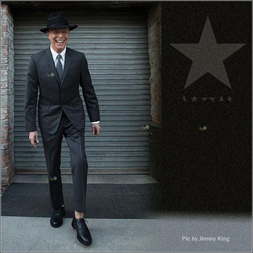 """Zdjęcie autorstwa Jimmy'ego Kinga opublikowane 8 stycznia, w dniu 69. urodzin Davida Bowiego i dniu premiery płyty """"Blackstar"""" /FaceToFace /Reporter"""