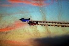 Zdjęcie dnia: Brytyjskie samoloty nad Lesznem