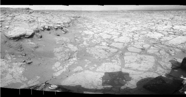 Zdjęcie Glenelg wykonane przez Curiosity /NASA
