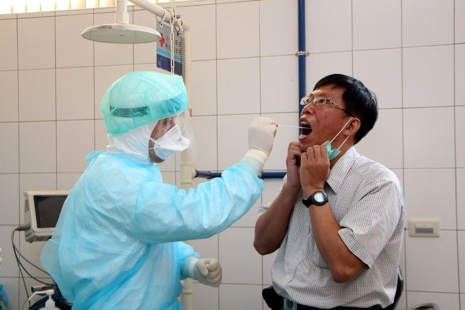 Zdjęcie ilustracyjne /CENTERS FOR DISEASE CONTROL / HANDOUT /PAP/EPA