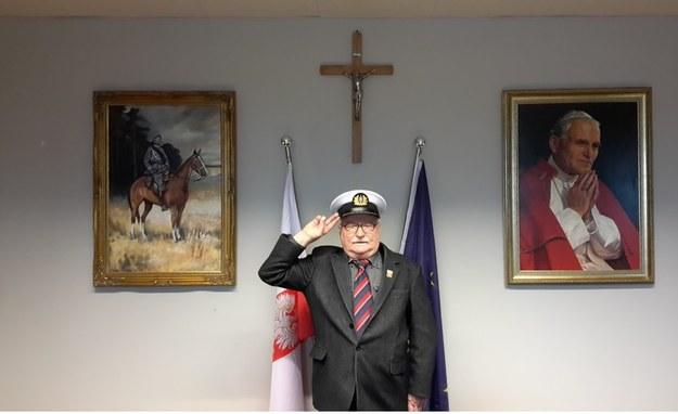 Zdjęcie Lecha Wałęsy robi furorę w sieci /