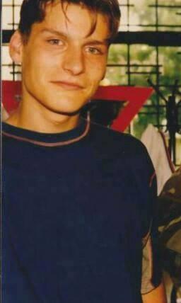 Zdjęcie młodego Popka na profilu Gang Albanii - fot. Facebook /oficjalna strona wykonawcy