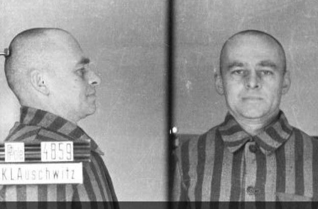 Zdjęcie obozowe rotmistrza Witolda Pileckiego /Muzeum Auschwitz /domena publiczna