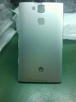 Zdjęcie obudowy flagowego smartfona Huawei. /Komórkomania.pl