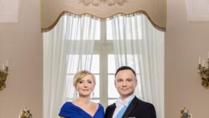 Zdjęcie od pary prezydenckiej dla króla Norwegii