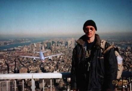 """Zdjęcie turysty """"chwilę przed atakiem"""" /Archiwum"""