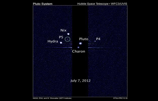Zdjęcie wykonane przez Kosmiczny Teleskop Hubble'a /materiały prasowe