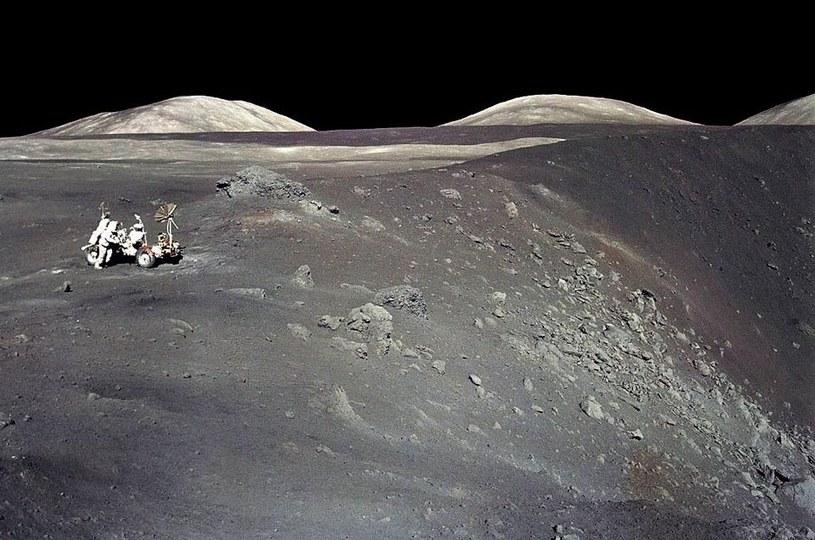 Zdjęcie z czasów misji Apollo 17 z 1972 roku. Czy podobnego obrazu możemy się  spodziewać niebawem? /NASA