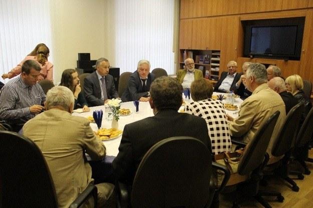 Zdjęcie z dwudniowej debaty w Moskwie /www.cikrf.ru /