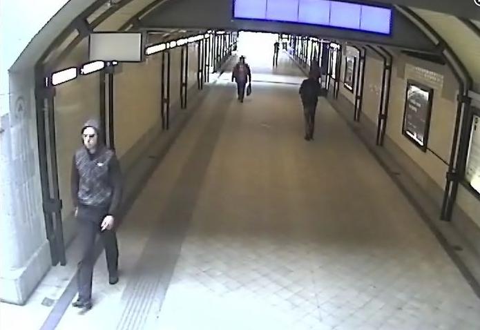 Zdjęcie z monitoringu /policja.gov.pl /Policja