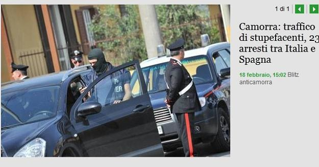 Zdjęcie ze strony włoskiej agencji prasowej, www.ansa.it /Internet