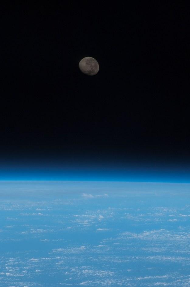 Zdjęcie zrobiono w czarwcu /NASA