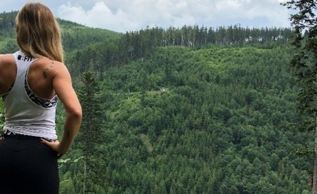 Zdobywaj szczyty z Anią Miniewicz Ambasadorką B:FIT