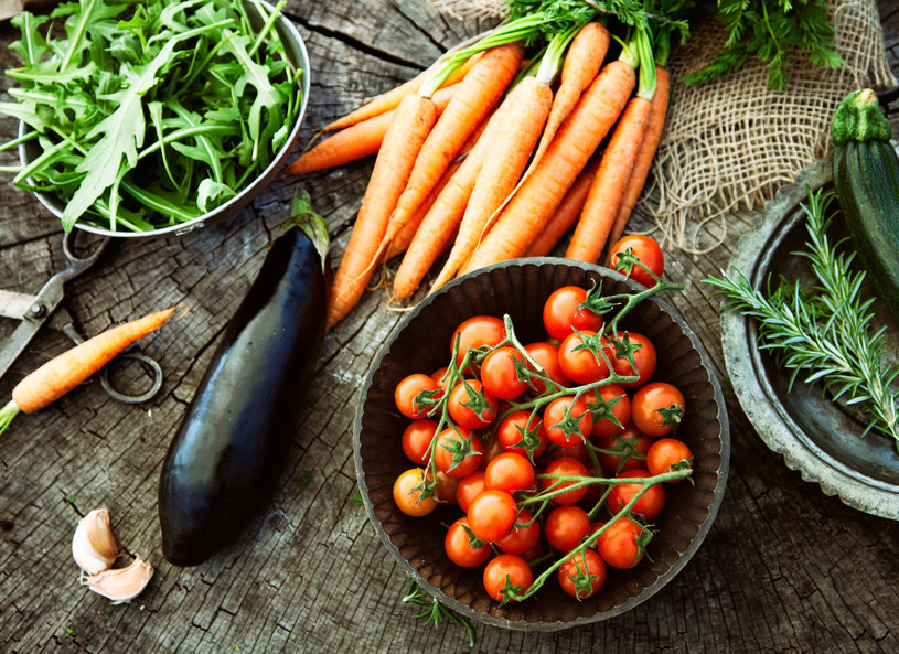 Zdrowa dieta to najlepszy kosmetyk! /©123RF/PICSEL