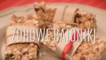 Zdrowe batoniki - idealnie zastąpią słodycze ze sklepu!