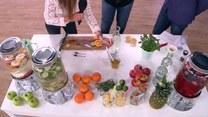 Zdrowe lemoniady prosto ze słoja
