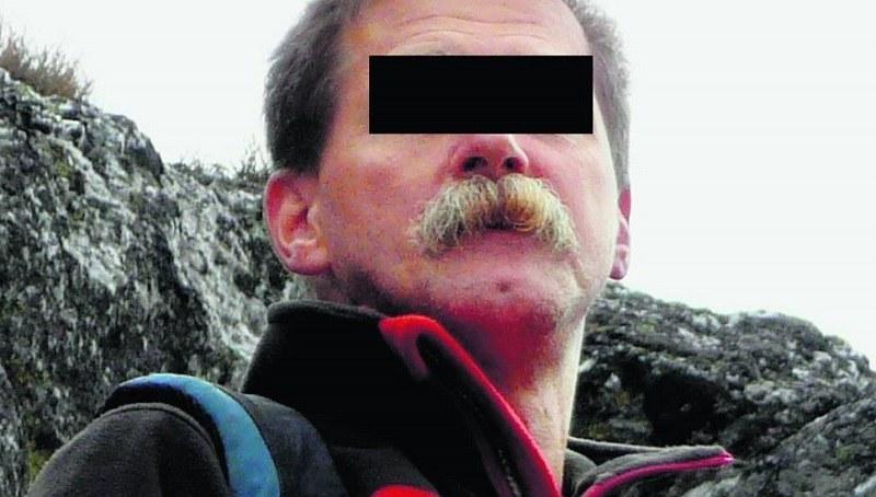 Zdzisław M. /Archiwum Policji /Internet