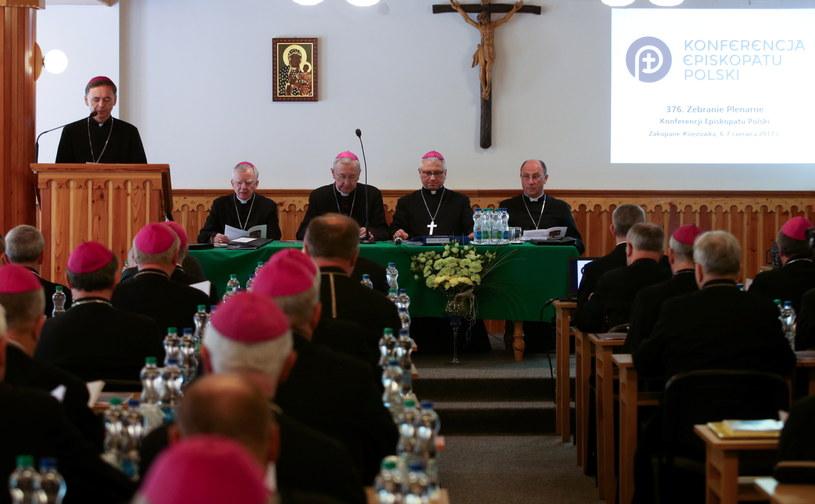 Zebranie Plenarne KEP w Zakopanem /Grzegorz Momot /PAP