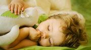 Żeby dziecko dobrze spało