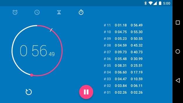 Zegar zrobiony przez Google. Najlepszy zegar na Androida? /materiały prasowe