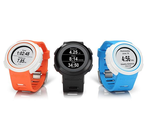 Zegarek będzie dostępny w trzech kolorach /materiały prasowe