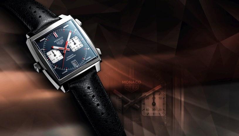 Zegarek Monaco Calibre /materiały prasowe