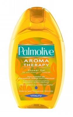 Żel po prysznic Palmolive Aromatherapy Vitality /materiały prasowe
