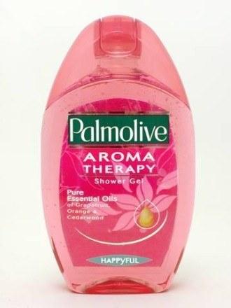 Żel pod prysznic Palmolive Aromatherapy Happyful /materiały prasowe