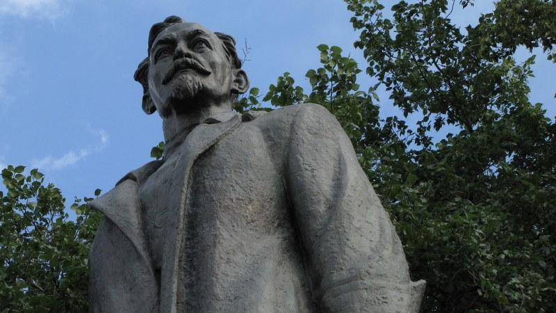 Żelazny Feliks, czyli pomnik Dzierżyńskiego pierwszego szefa radzieckiej bezpieki, z pochodzenia Polaka, może wrócić na Łubiankę /Przemysław Marzec /RMF FM
