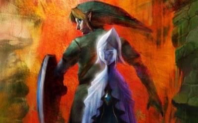 Zelda - motyw graficzny /Informacja prasowa
