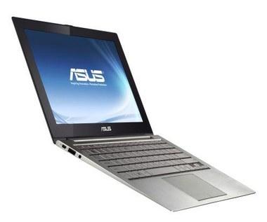 Zenbook - nowy ultrabook ASUS-a