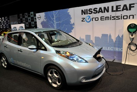 """Zero emission"" /AFP"
