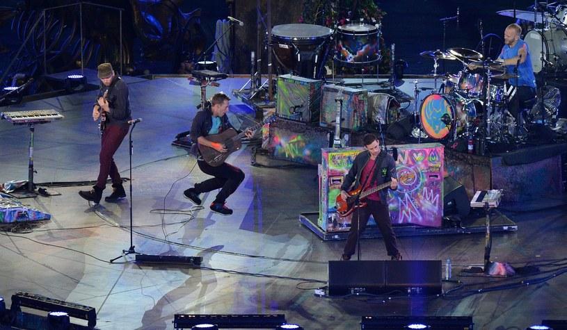 Zespół Coldplay zagrał podczas ceremonii zamknięcia igrzysk paraolimpijskich za symbolicznego funta /AFP